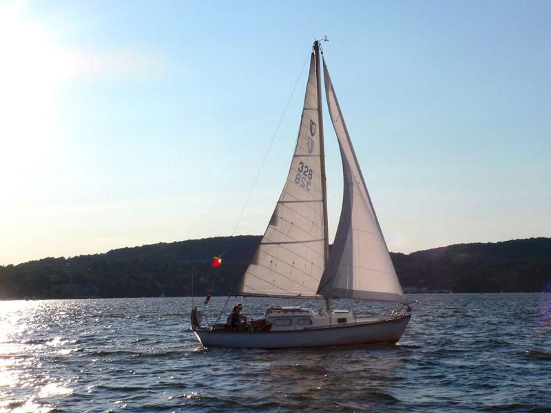 2006 under sail